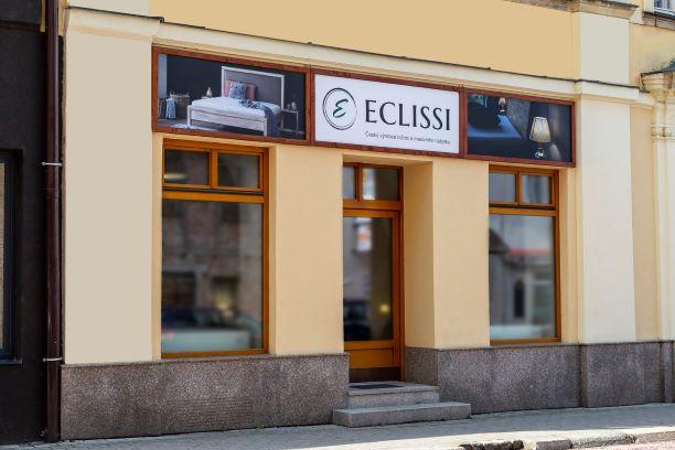 Nově otevřená prodejna ECLISSI LOŽNICE v Liberci, Barvířská 118/7, 46007 Liberec
